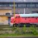 pink train - budapest