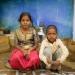 brother and sister - Tiruvannamalai, India
