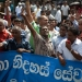 political rally - sri lanka